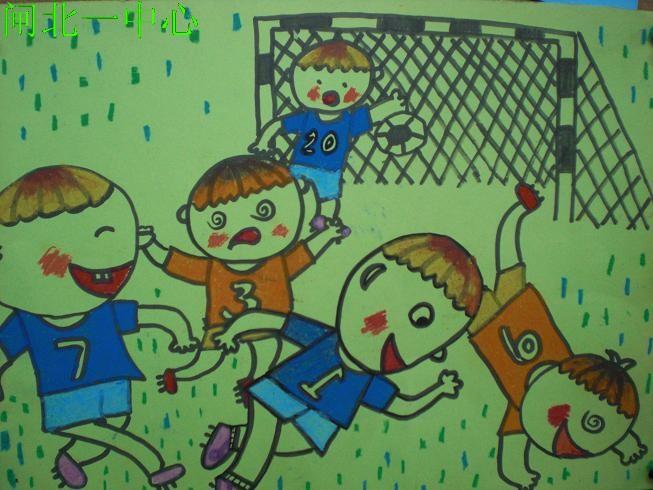 """的未来城市和生活""""儿童画"""